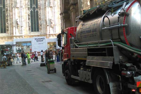Autospurgo Garbagnate Milanese